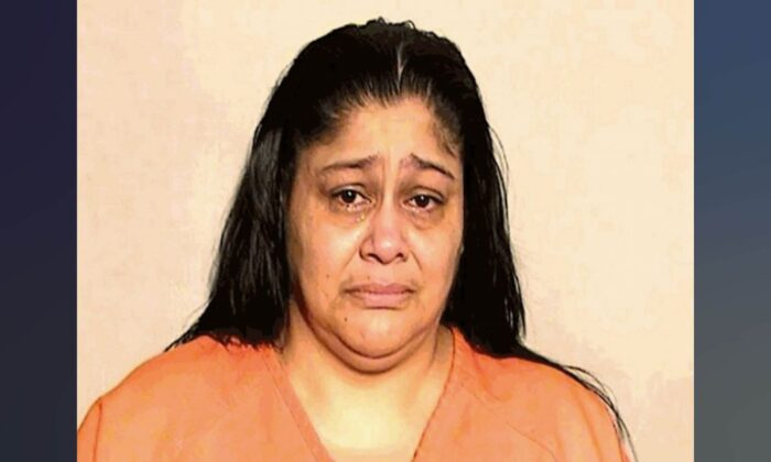 Yisenya Flores has been charged in her grandson's death. (Lucas County Corrections Center)