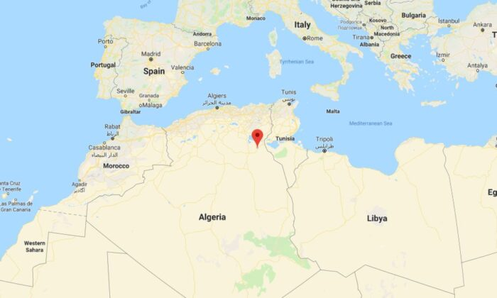 At least eight newborn babies died in a fire that occurred in a hospital's neonatal ward in Algeria on Sept. 24 (Google Maps)