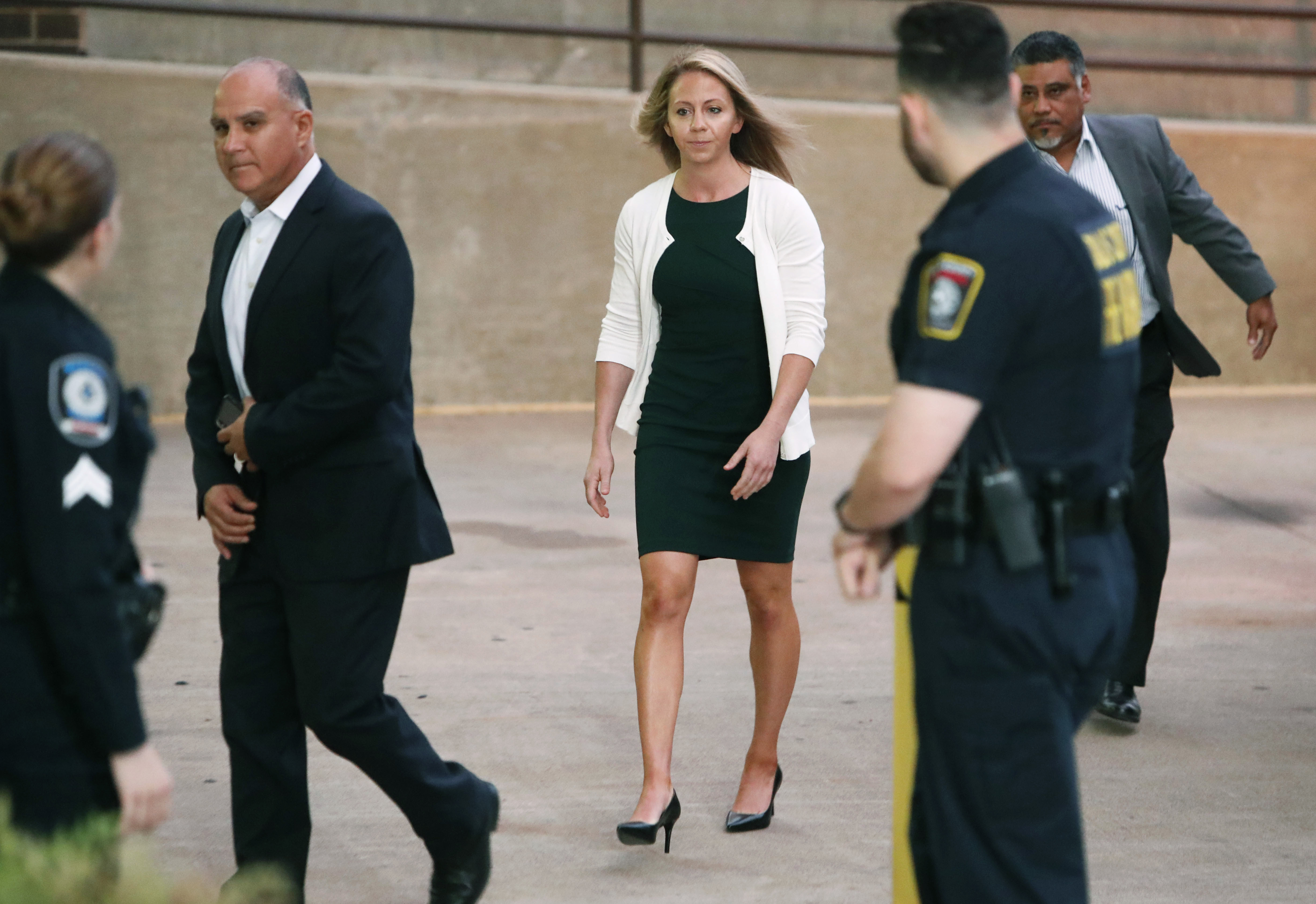 amber guyger on trial