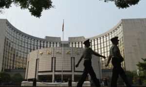 China New Bank Loans Dip More Than Expected in February as Virus Jolts Economy