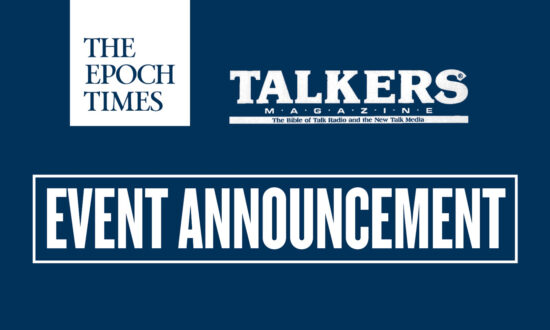 The Epoch Times and Talkers Magazine Co-present Talk Media Forum on US-China Relations