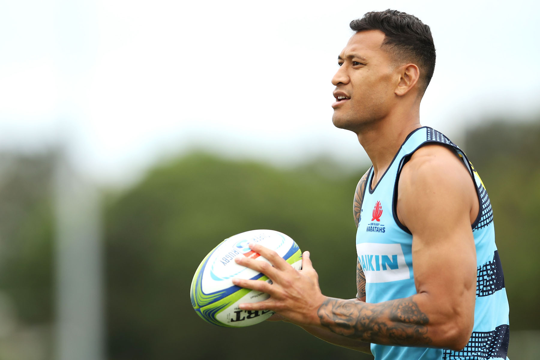 Waratahs Training Session
