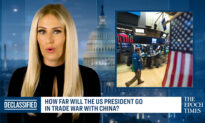 Will President Trump Kick China out of Financial Markets?