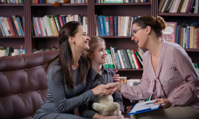 Being in school more often will allow you to be well-informed and communicate more frequently with your child's teacher.  (Shutterstock)