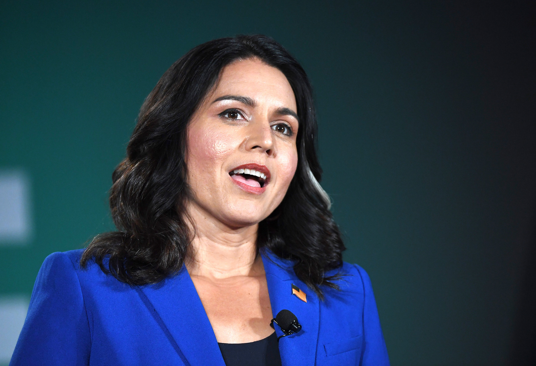 Tulsi Gabbard Critical of Biden on Ukraine Scandal