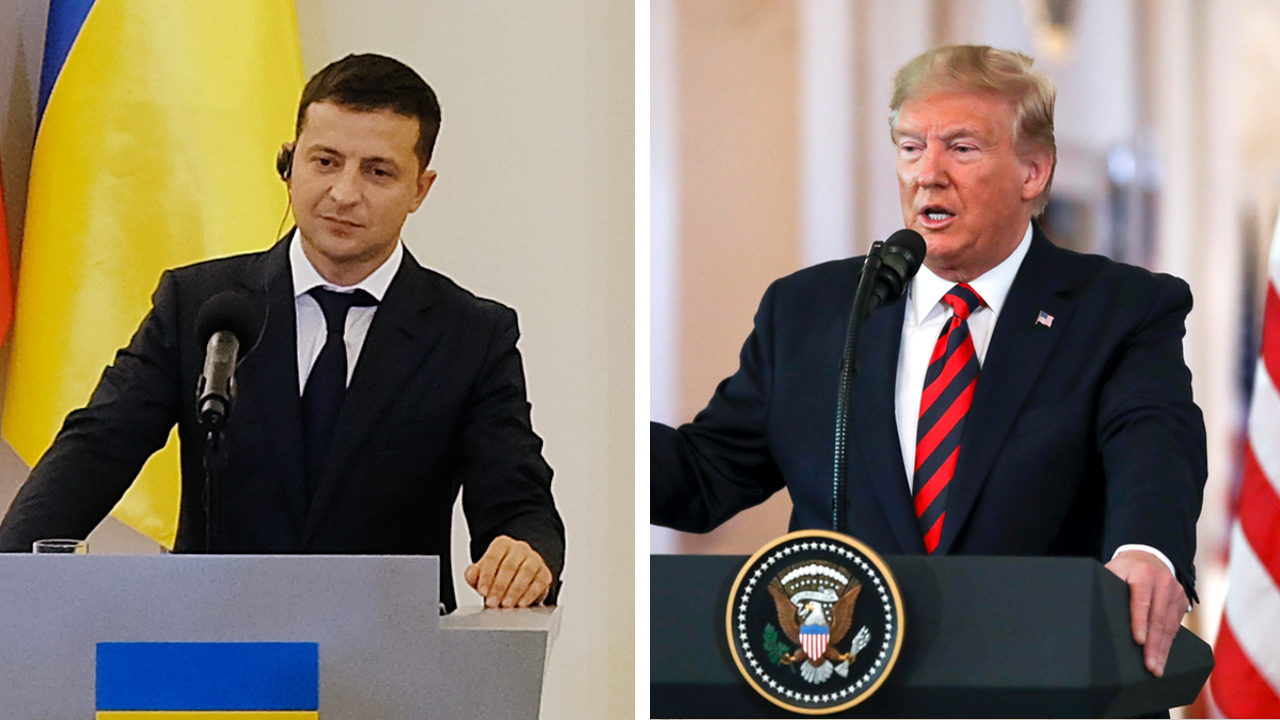 Top NSC Official Tim Morrison Says Nothing Improper Occurred During Trump-Zelensky Call