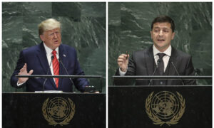 Full Transcript of Call Between Trump and Zelensky Released
