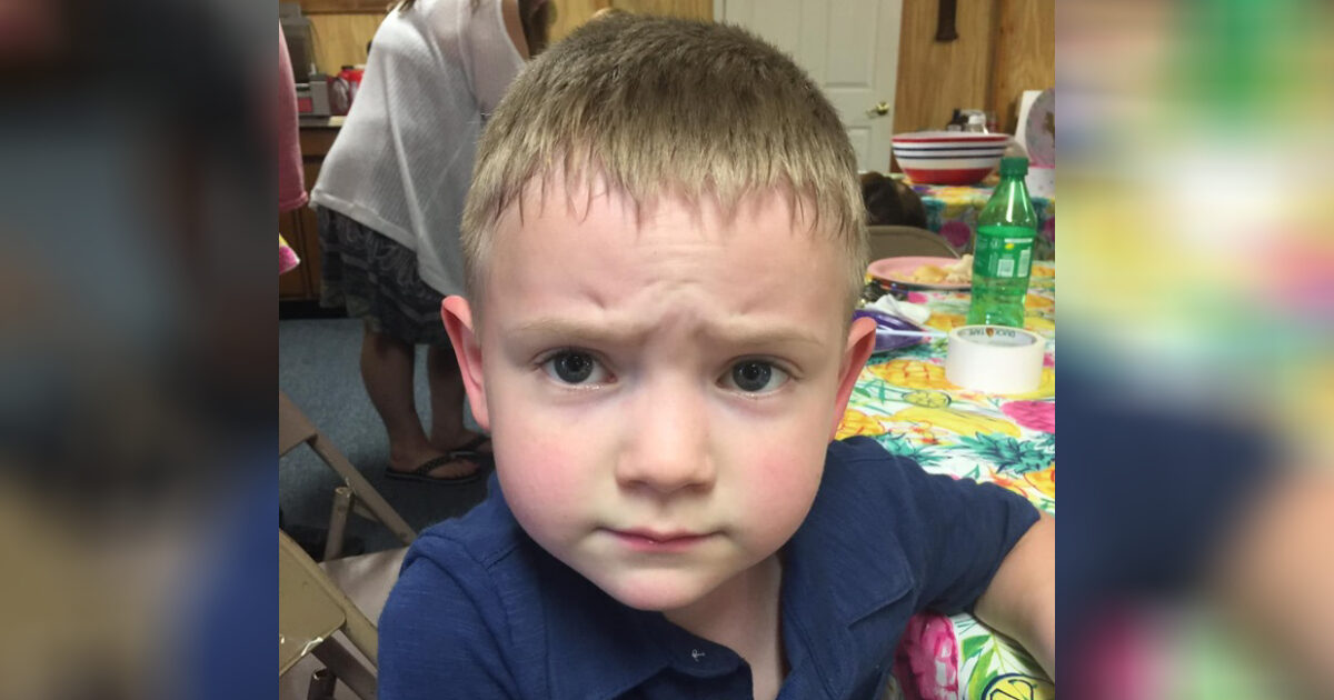 Mom says 5-year-old son with autism was punished for hugging