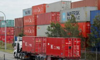 Man Killed by Container at Australian Port