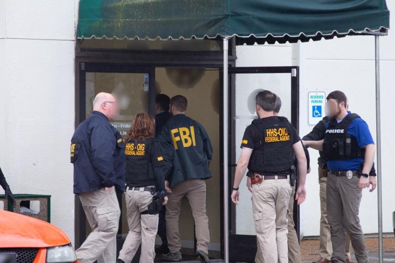 Appalachian Opioid Strike Force Nets 13 Suspects In Sting Operation