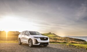 Cadillac XT6 Offers Three Rows of Comfortable Luxury