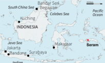 One Dead After 6.5 Magnitude Quake Strikes Near Indonesia's Ambon