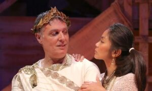 Theater Review: 'Caesar and Cleopatra'