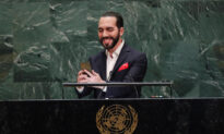 'Just a Second, Please': El Salvador President Takes Selfie Before UN Speech