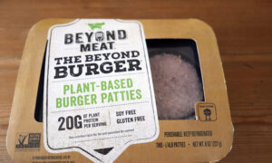 McDonald's Takes a Nibble of the Plant-Based Burger