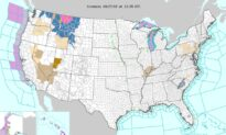 'Major' Snowstorm to Bring Blizzard-Like Conditions to Rockies