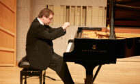 Pianist Maxim Anikushin on Beethoven, Bach, and the NTD International Piano Competition