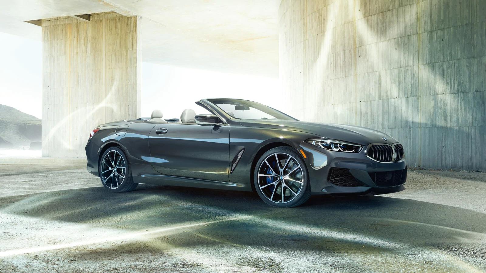 2019 BMW M850i xDrive Convertible