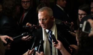 Democrat Rep. Van Drew Says Impeachment Testimony Is 'Hearsay'