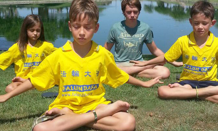 (Photo courtesy of NYCC Falun Dafa)