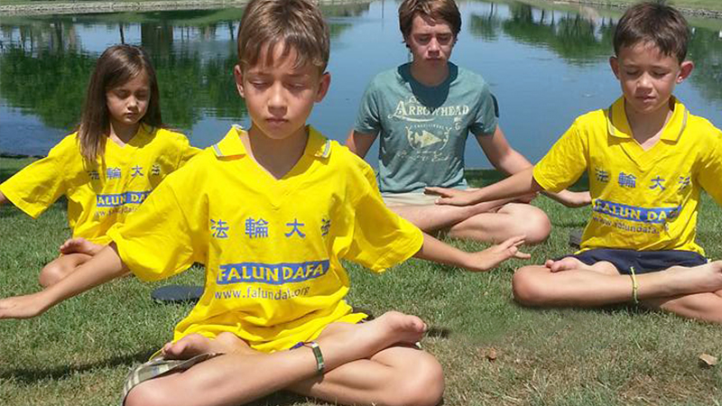 People Worldwide Are Taking Up Meditation To Uplift Themselves, Kids Too Are Benefiting
