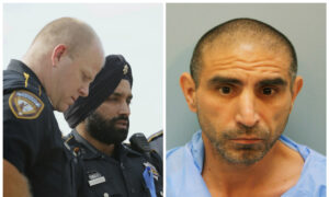 Wanted Parolee Arrested in 'Cold-Blooded' Shooting of Sikh Officer in Texas