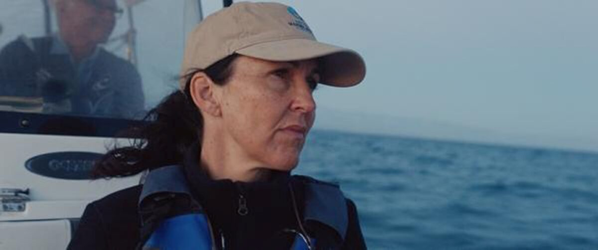 Dr. Cynthia Smith in Sea of Shadows
