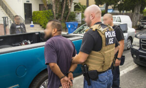 ICE Hits Sanctuaries in Latest Sweep of Illegal Immigrants