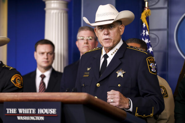 Sheriff Jim Skinner