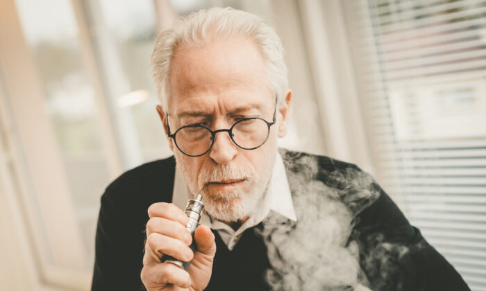 Vaping-related lung disease is a new fear, but cigarettes are an old and prolific killer. (thodonal88/Shutterstock)