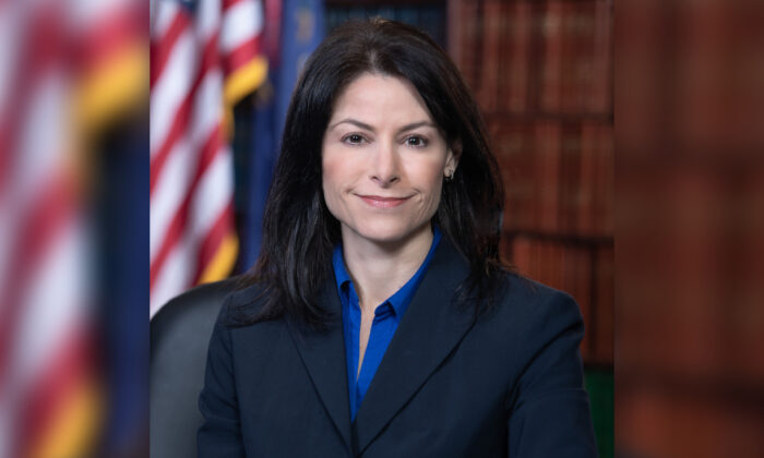 Attorney General Dana Nessel. (Office of the Attorney General of Michigan)