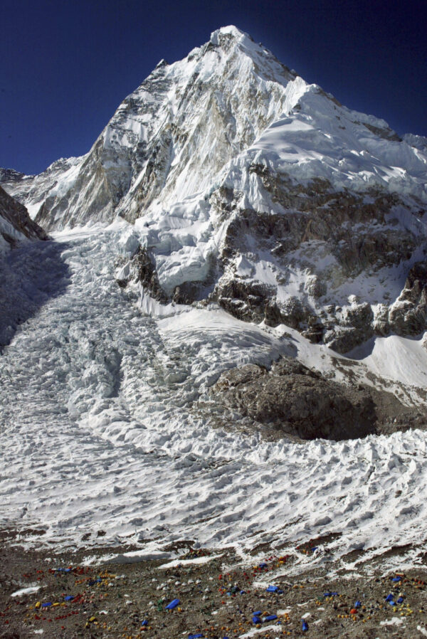 50 Year Anniversary Of Conquest Of Mount Everest