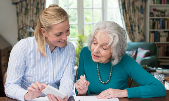 "Where many people fall short is putting a plan in action, such as drawing up official power of attorney forms and naming a ""trusted contact"" with financial representatives. (Shutterstock)"