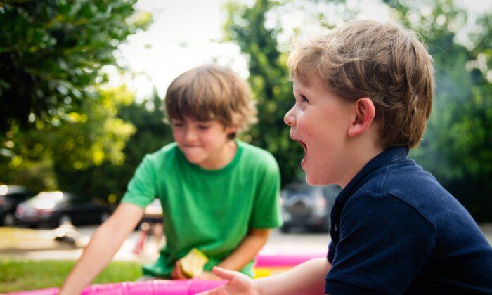 Youthful exuberance should be valued and encouraged, not pathologized. (Unsplash)