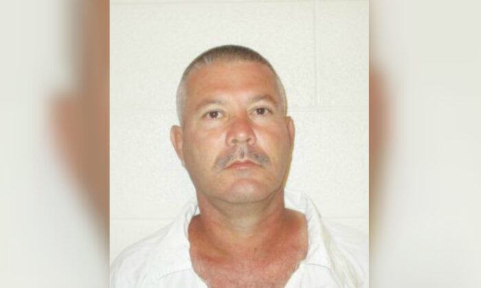 Calvin Adams, who is serving a life without parole sentence, escaped from the East Arkansas Regional Unit in Brickeys, authorities said on Sept. 30, 2019. (Arkansas Department of Corrections)