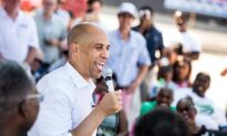 Cory Booker Endorses Biden for President for 'Common Purpose'