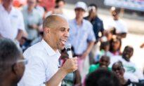 Cory Booker Endorses Biden for President for 'Common Purpose'