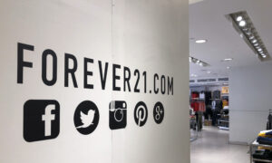 Report: Forever 21 Is Now Closing 200 Stores After Filing for Bankruptcy