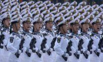 At Military Parade, Chinese Leader Xi Jinping Emphasizes Party Rule, Unifying Taiwan and Hong Kong