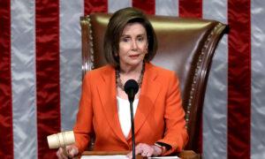 Pelosi Says 'Facts Are Uncontested' in Impeachment