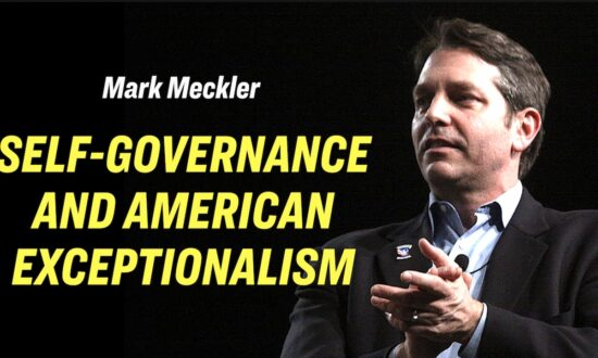 What It Means to be An American—Mark Meckler