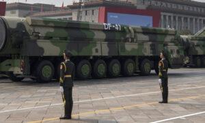 Japan Designates China as Greater Security Threat Than North Korea
