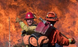 It's Boom Times for These Daring Firefighter-Scientists