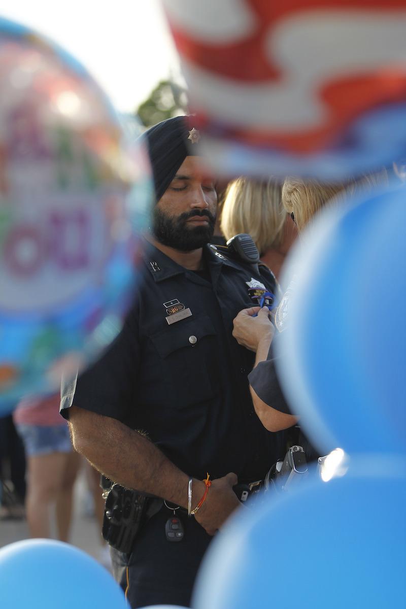 Deputy Slain Texas Sandeep Dhaliwal