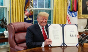 Trump Provides $1.8 Billion for Autism CARES Act