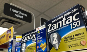 FDA: All Versions of Heartburn Drug Zantac Should Be Removed From Market Immediately