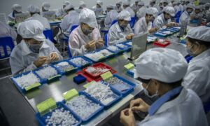 China's Rapidly Shrinking Workforce Will Shake Up Its Status as the 'World's Factory'