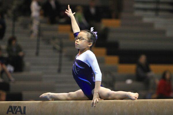 Morgan Hurd Gymnastics