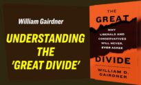William Gairdner Explains Why Liberals and Conservatives Can't See Eye to Eye