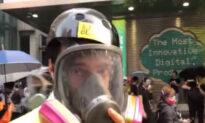 LIVE IN HONG KONG 12 p2: Tear Gas